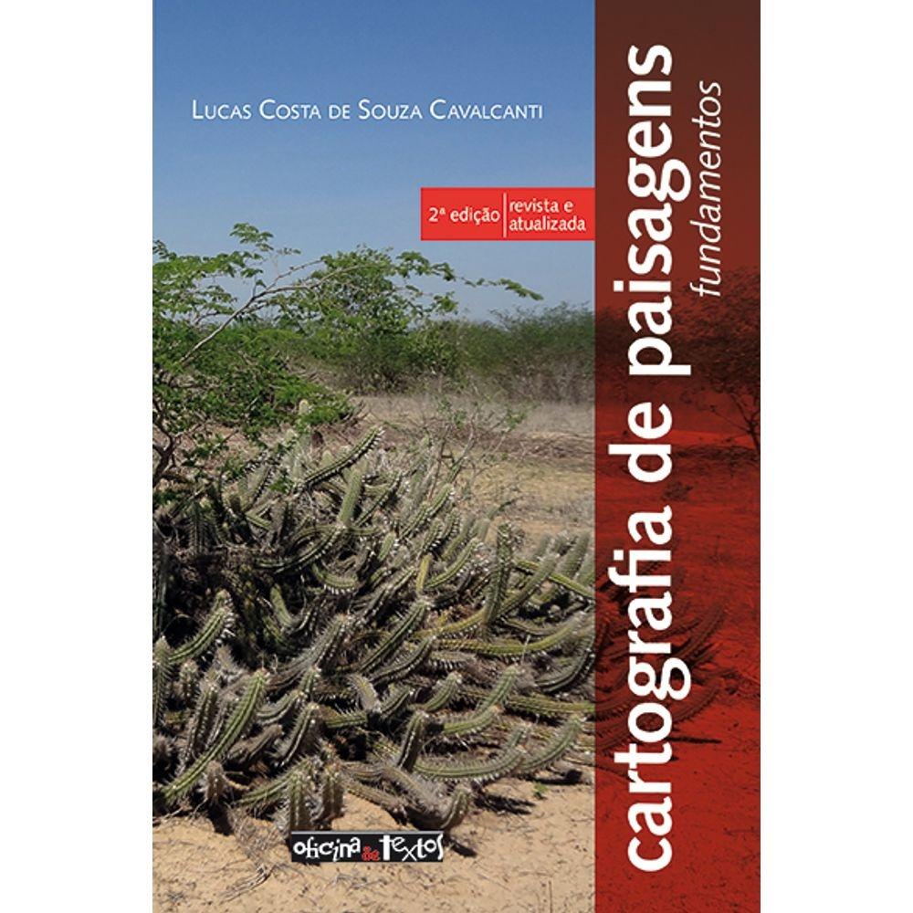 Cartografia de Paisagens Fundamentos  - 2° Edição
