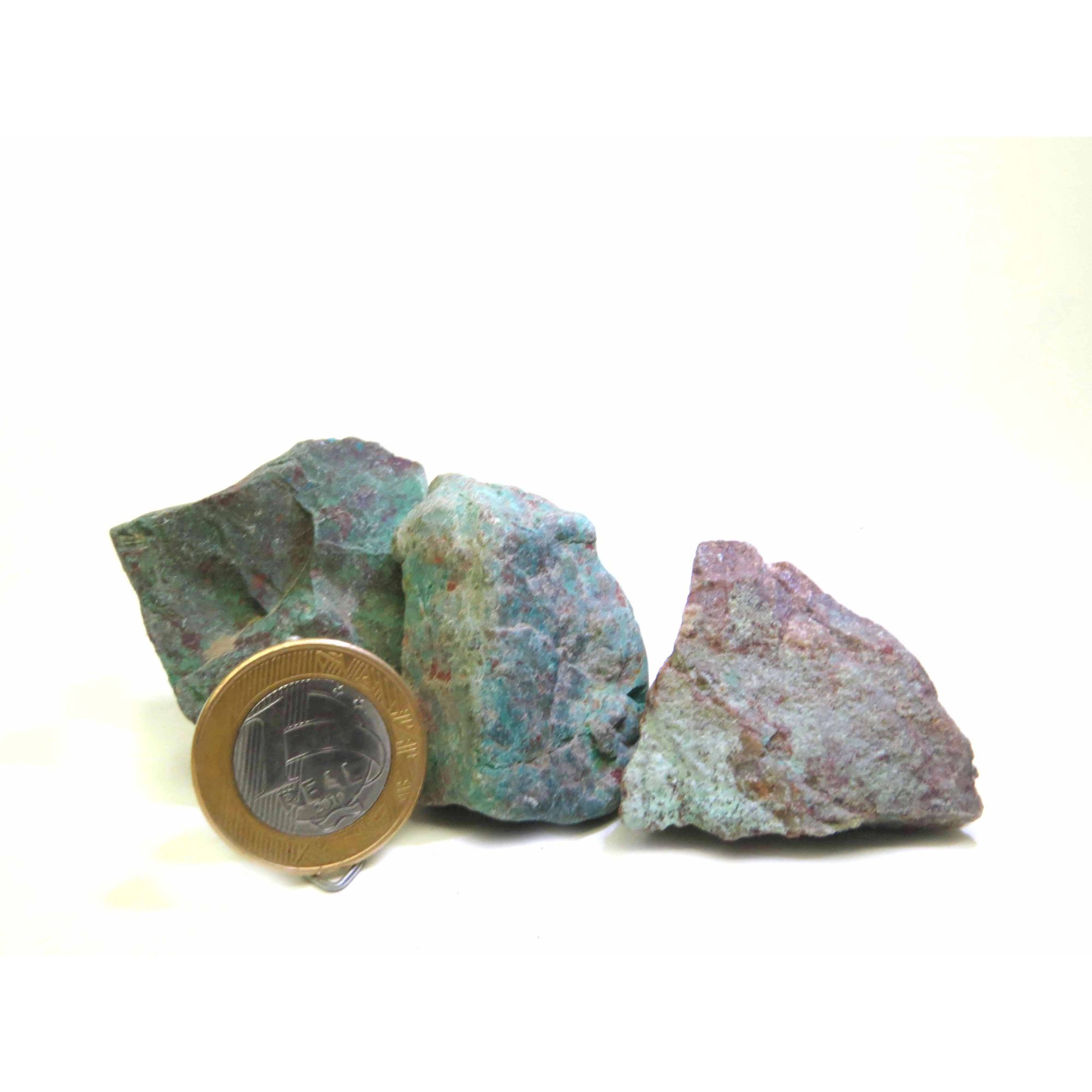 Crisocola - Bruto - 3 a 4 cm