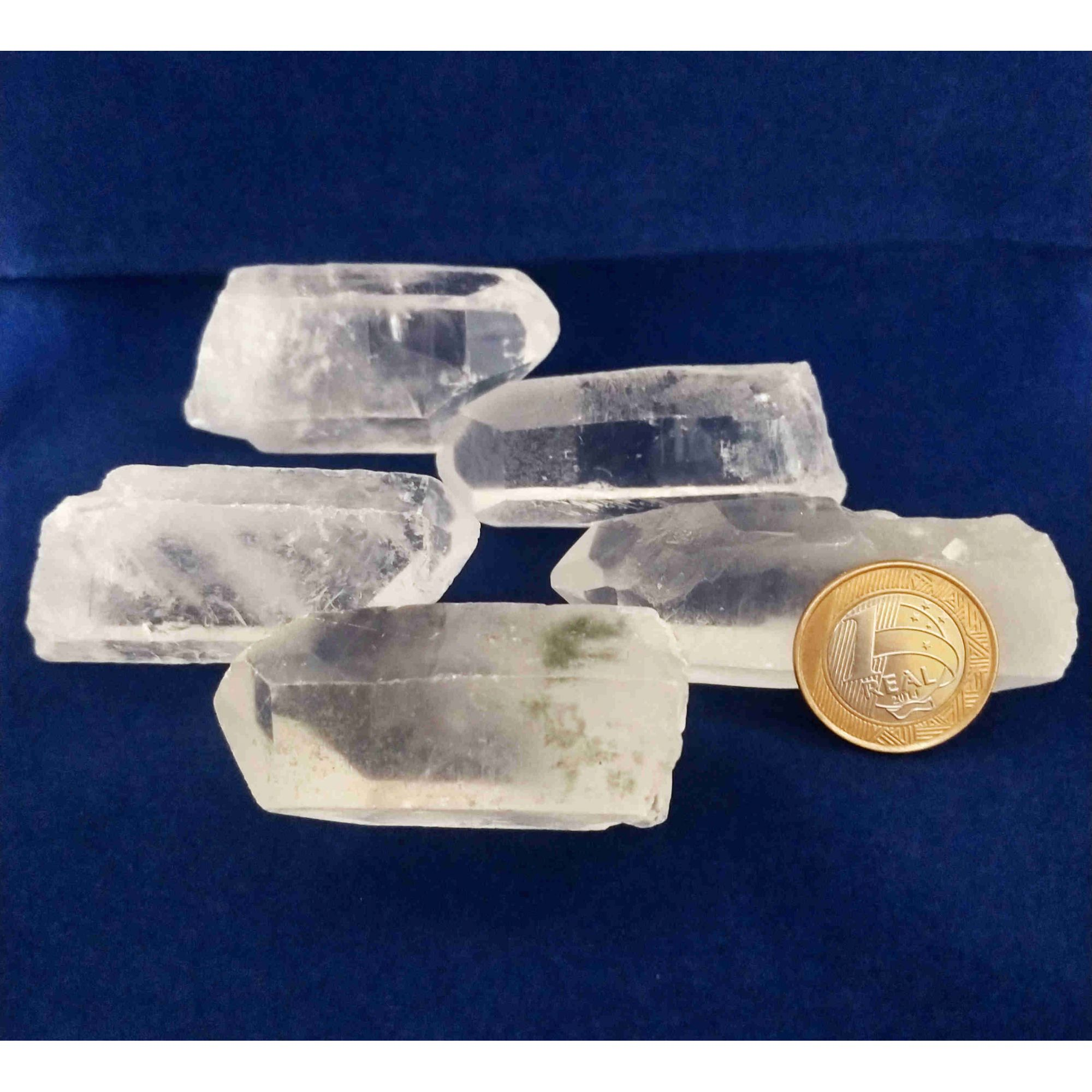 Cristal   Bruto - Tipo 2 - 6 a 7 cm