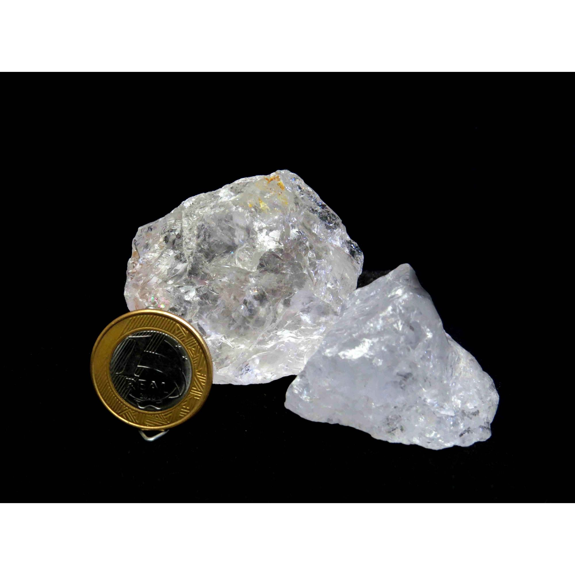 Cristal de Quartzo - Bruto