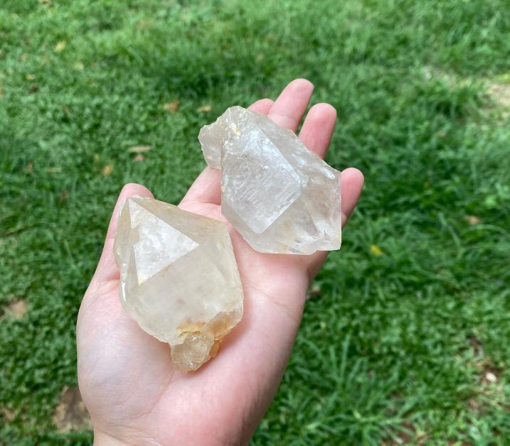 Cristal de Quartzo Polido