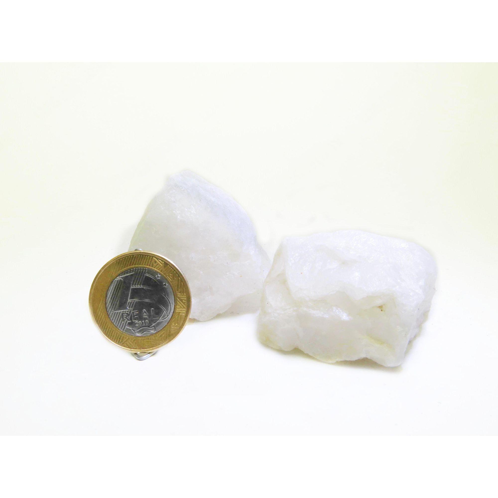 Cristal Leitoso - Bruto - 4 a 5 cm
