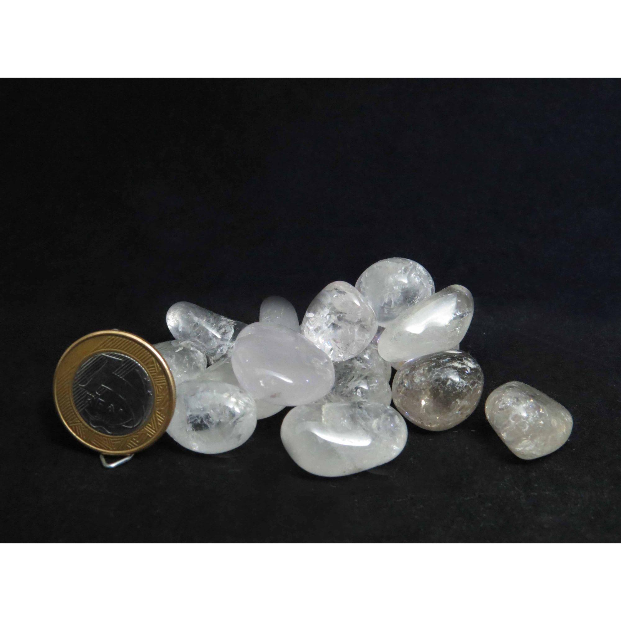 Cristal Rolado - Amostra Pequena