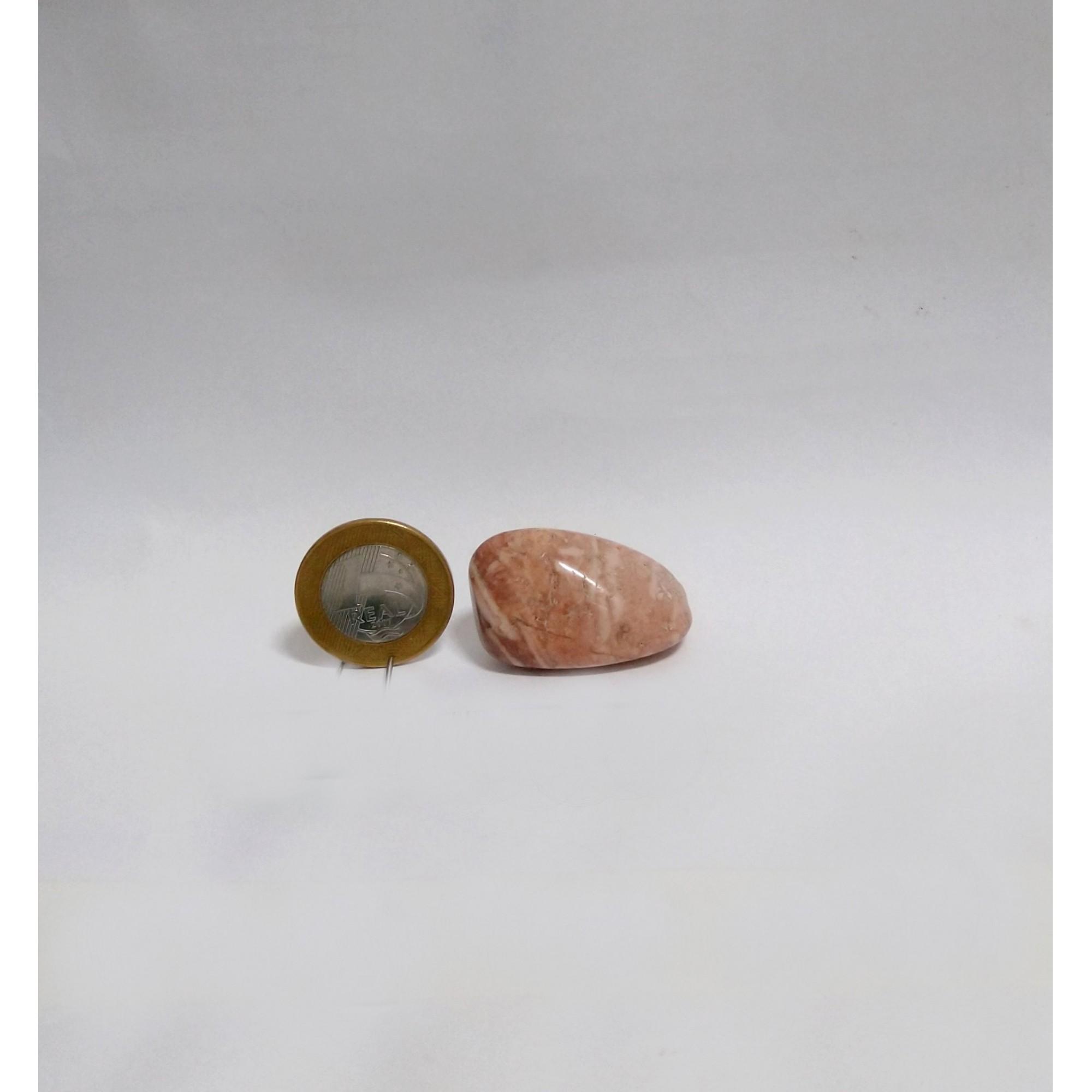 Dolomita Rosa | Rolado - 2 a 3,5 cm