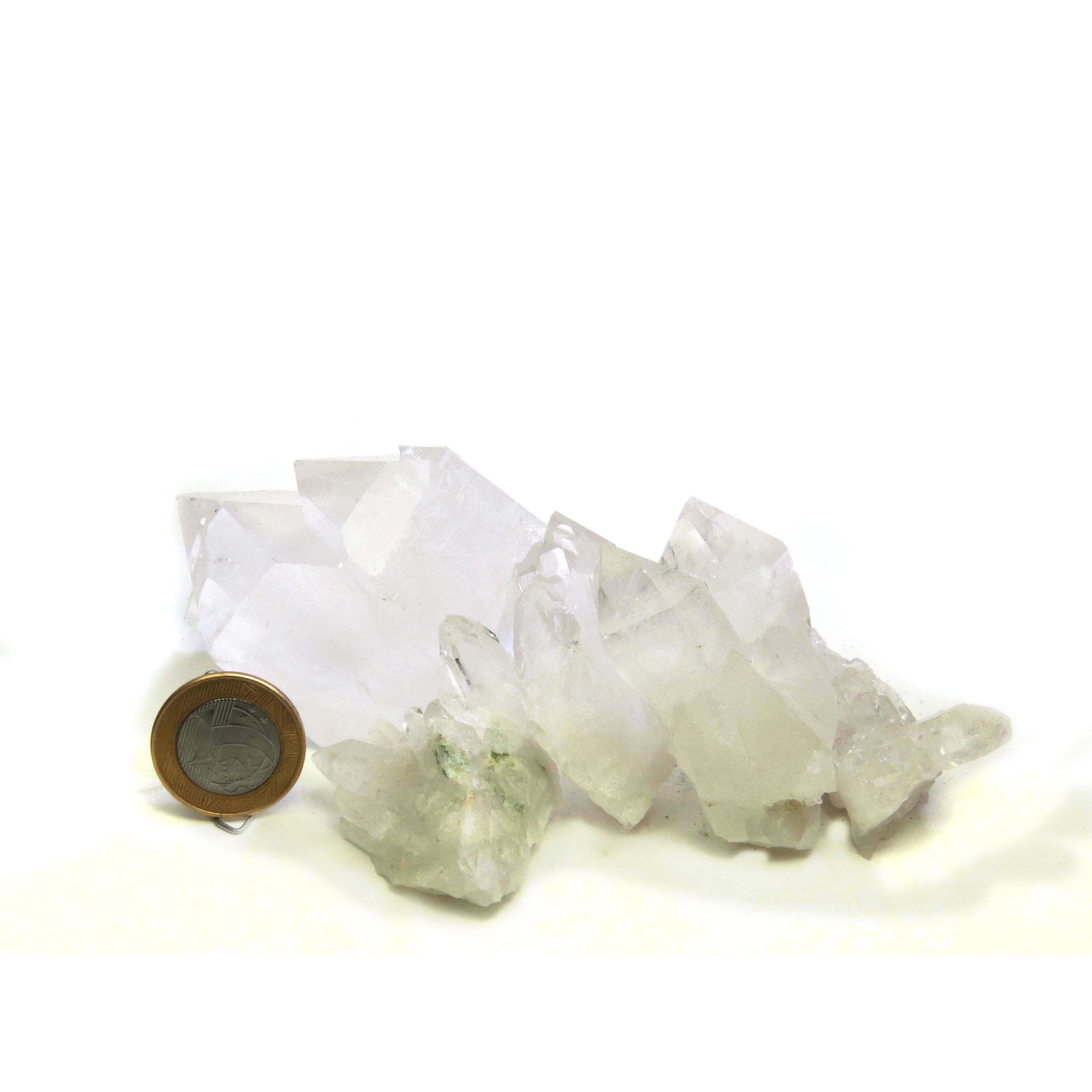 Drusa de Cristal | Pacote com 2 Unidades