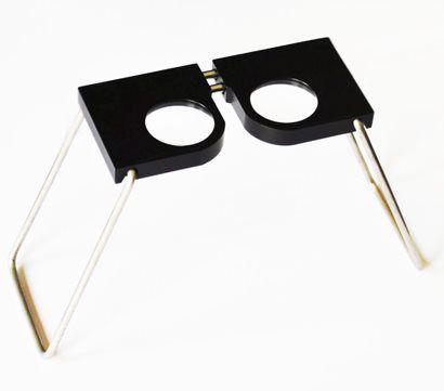 Estereoscópio de Bolso Deruite - 4x