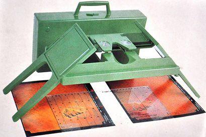 Estereoscópio Geoscope Standard - Educacional