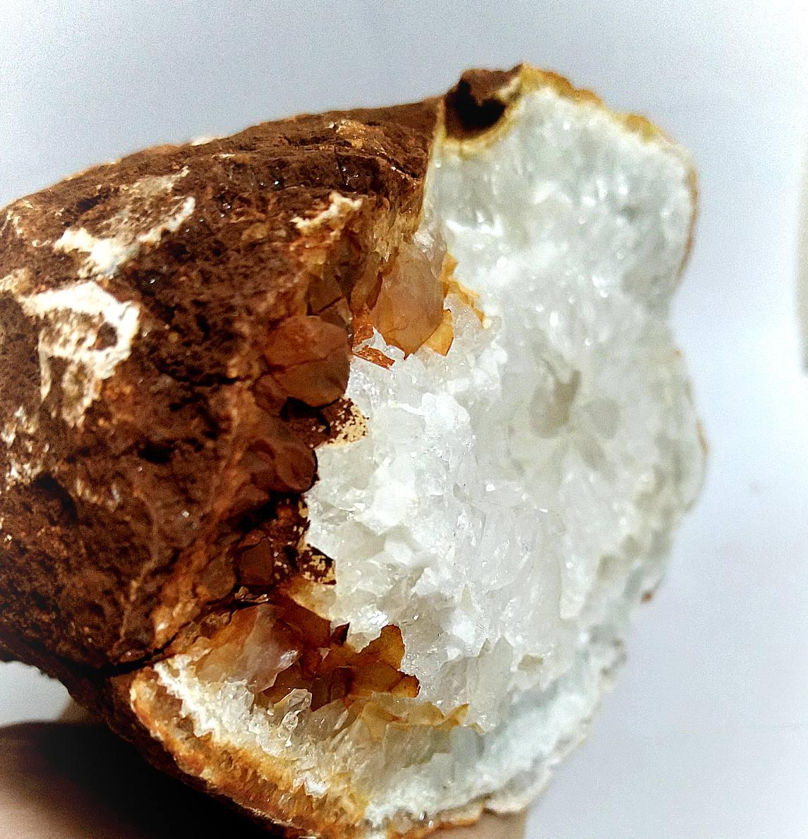 Geodo de Quartzo - Tipo 1
