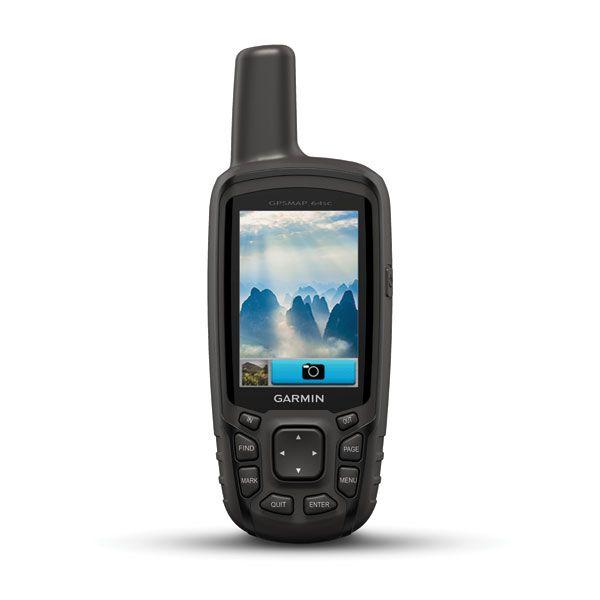 GPSMAP 64SC | Câmera digital de 8MP