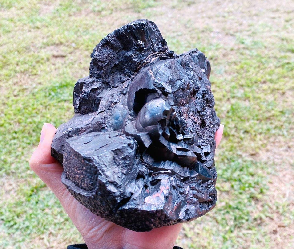Hematita Botrioidal | 21 cm | 4,210 Kg