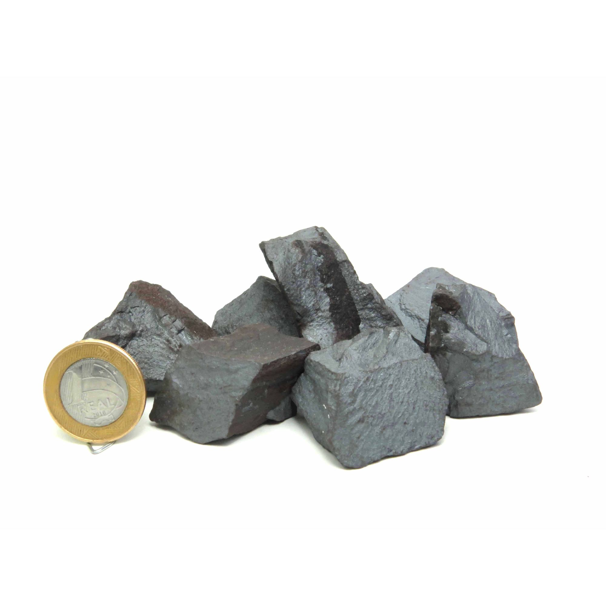 Hematita - Bruto - 3,5 a 4,5 cm