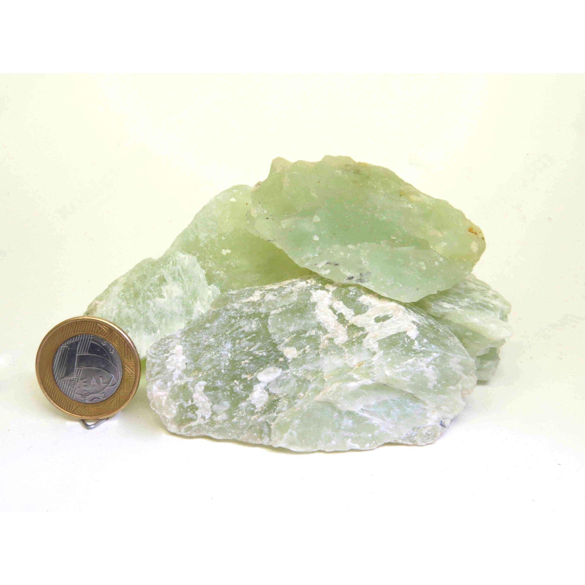 Jade Novo - Bruto   Pacote com 2 Unidades