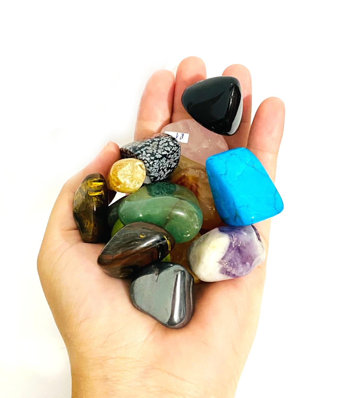 Kit de Pedras Roladas