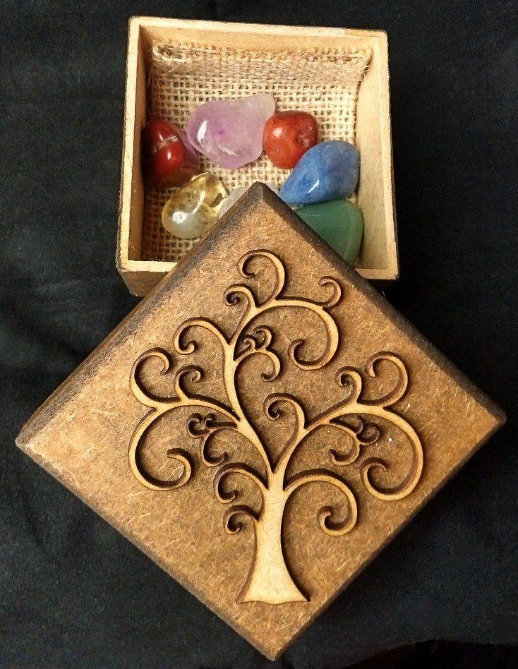 Kit Personalizado - Pedras dos Chakras