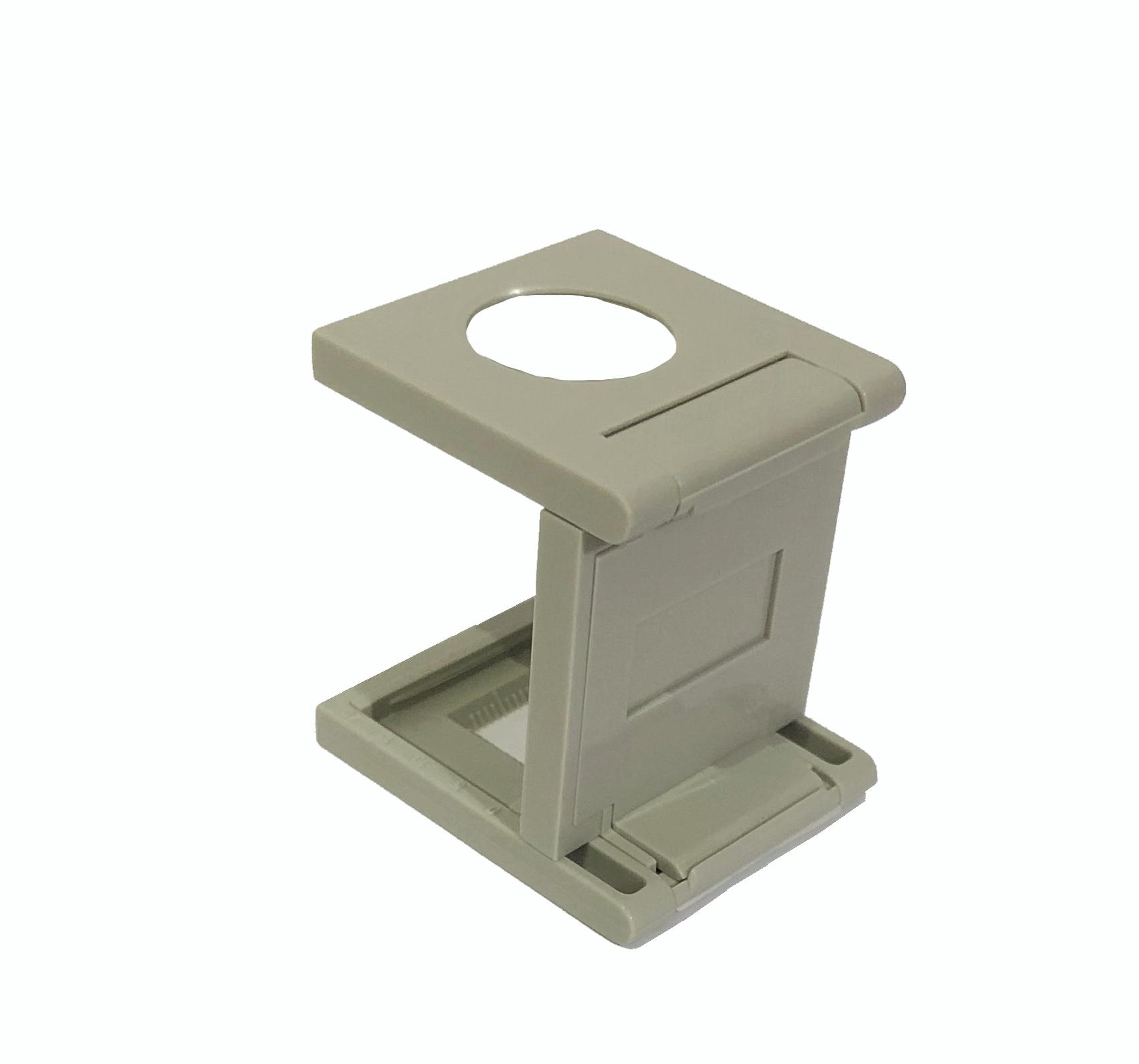 Lupa Contafio 10x | Plástico