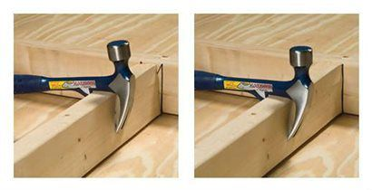 Martelo Unha E6-24t Hammertooth Estwing Face Lisa