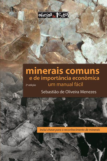 Minerais Comuns e de Importância Econômica | 2ª edição