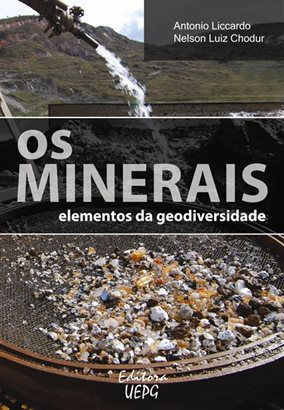 Os Minerais elementos da geodiversidade