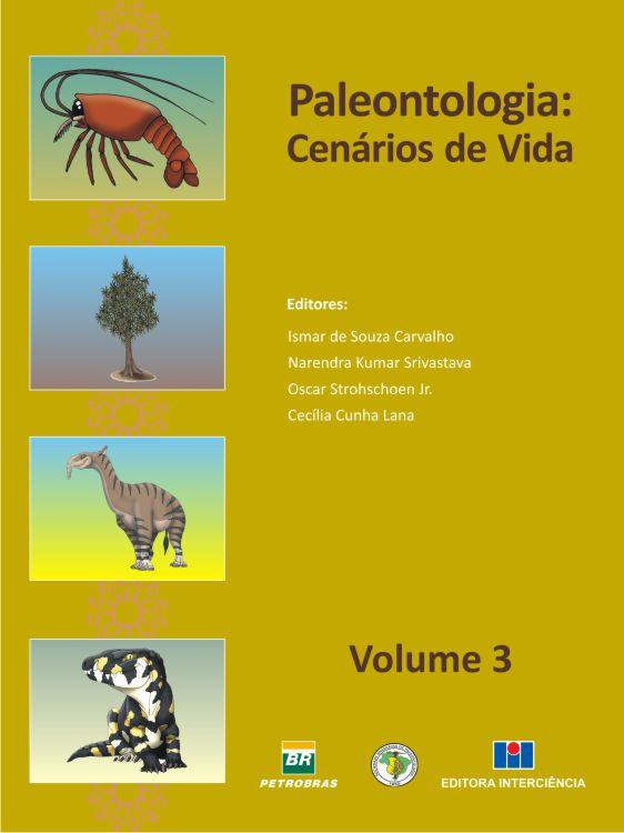 PALEONTOLOGIA: Cenários de Vida - Volume  3