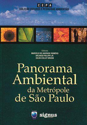 Panorama Ambiental da Metrópole de São Paulo