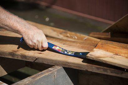 Pé de Cabra Profissional para Carpinteiro - RSC
