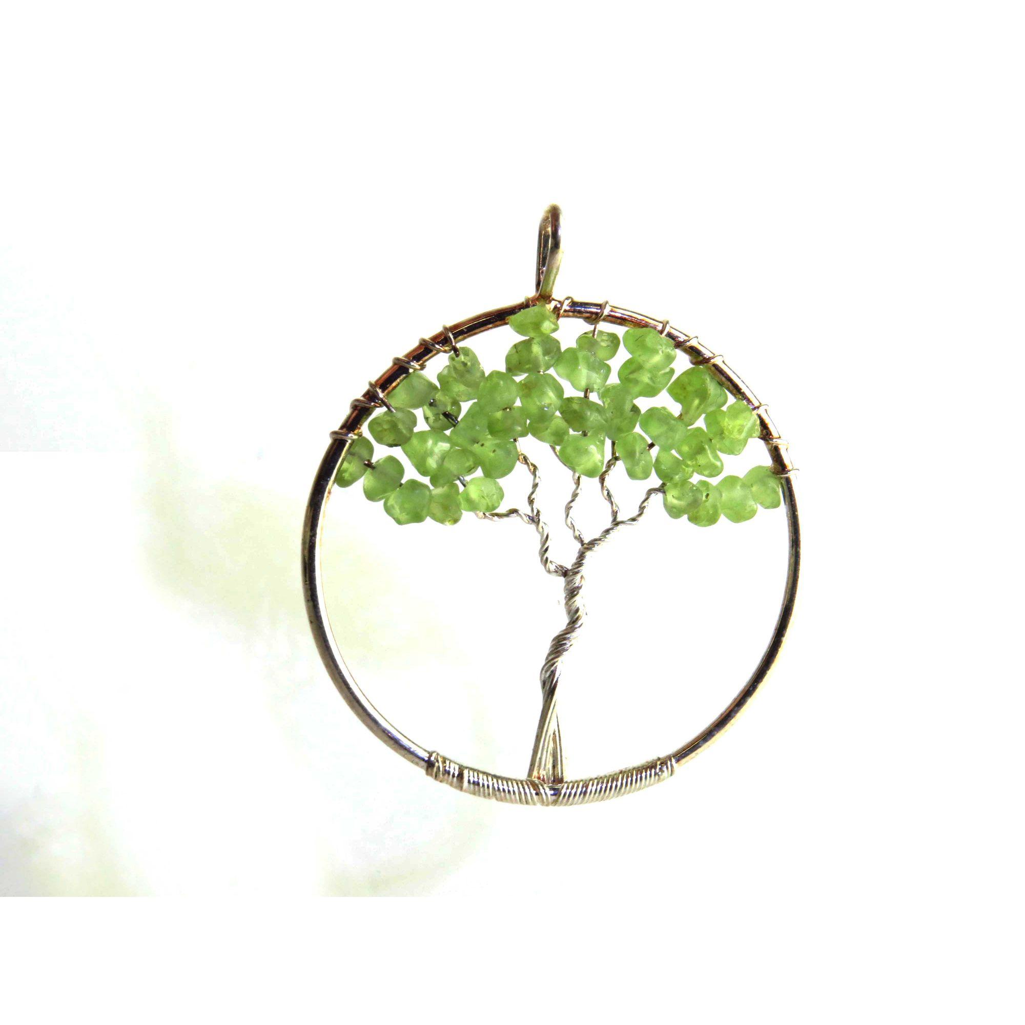 Pingente Árvore | 10P