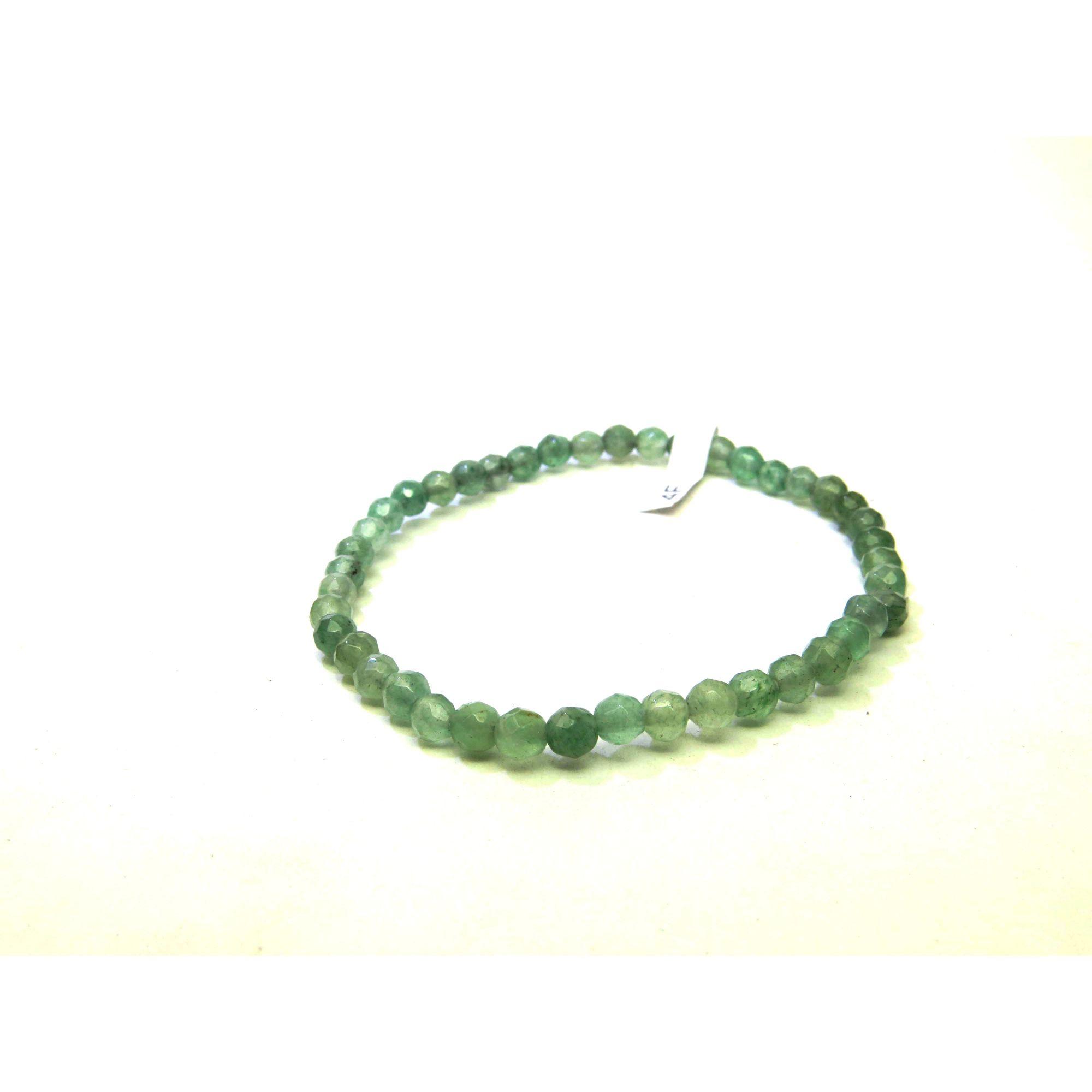 Pulseira - Quartzo Verde | 4F