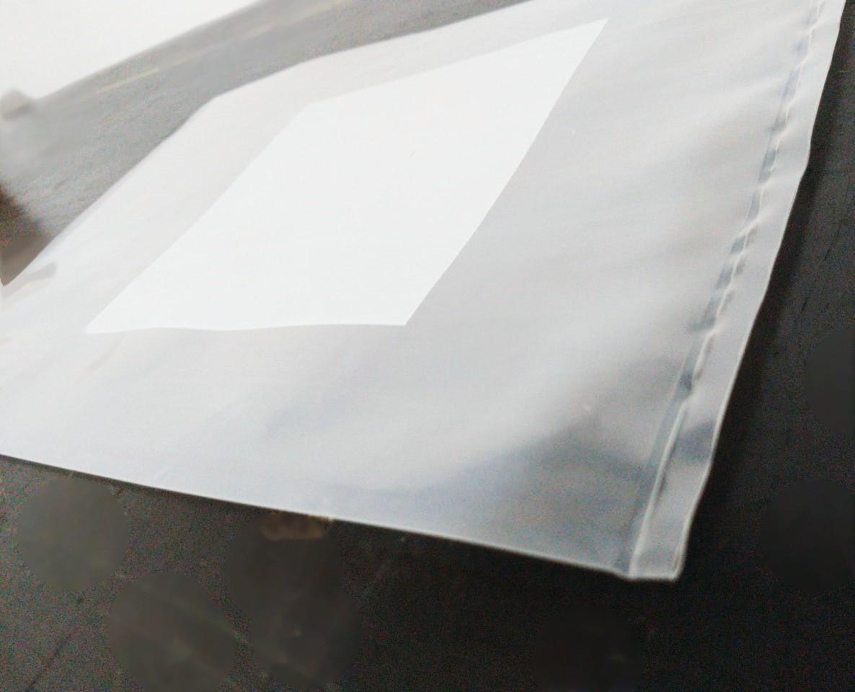 Saco em PEBD para Coleta de Amostras - 25 cm x 35 cm   Com Tarja