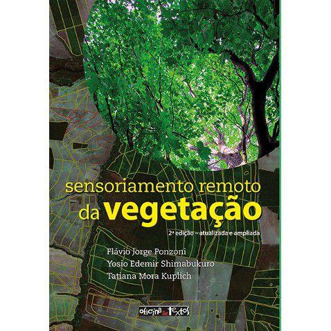 Sensoriamento Remoto da Vegetação | 2ª Edição
