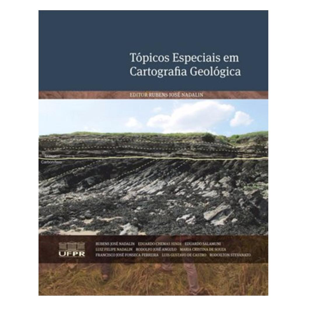 Tópicos Especiais em Cartografia Geológica | Primeira Edição