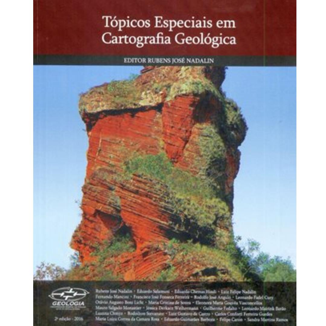 Tópicos Especiais em Cartografia Geológica | Segunda Edição