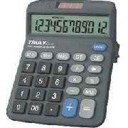 Calculadora De Mesa Truly 833-12 12 Dígitos