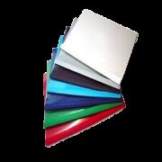 40 Capas para Encadernadora Térmica (151 a 200 folhas)