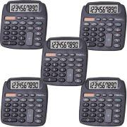 5 Calculadora 808a-10 Truly 1007975 10 Dígitos