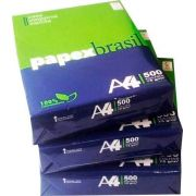Papel sufite A4 5 resma com 2500 folhas Papex Brasil