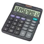 Calculadora De Mesa Truly 831b-12 12 Dígitos