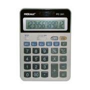 Calculadora de Mesa Procalc PC241 12 Digitos Bateria Solar