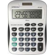 Calculadora de Mesa Procalc PC257 12 Digitos Bateria Solar