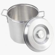 Caldeirão Aluminio Grosso Cerveja Hotel Bares Industrial 3,5 Litros N 18