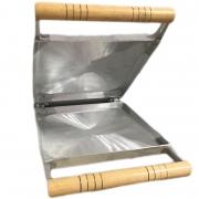 Sanduicheira Chapa Para Bauru De Fogão De Alumínio