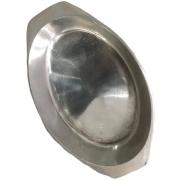 Gamela Fruteira Travessa de Alumínio Maciço Para Bolo, Petiscos 700ml