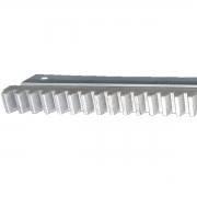 Cremalheira AGL Motor Portão Eletrônico Alumínio 50CM