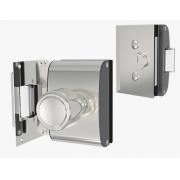 Fechadura Elétrica Para Porta De Vidro PV200R2I AGL 12V