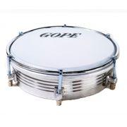 Instrumento Musical Tamborim Tambor Percussão Gope Profissional Alumínio