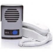Jogo Interfone Porteiro Eletrônico P200 Alimentação Interna Aluminio
