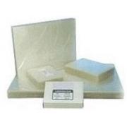 Kit 300 Plástico Polaseal CPF RG A4 0,07mm 175 Micras