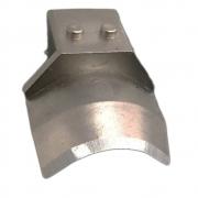Faca Lâmina Extra Para Canteadeira De Mesa 6x1 Raio10mm Kw-trio 09521