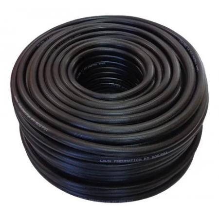 Mangueira Pneumática Frisada Compressor PT500 1/4