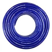 Mangueira Siliconada Premium Construção Civil Azul 3/4