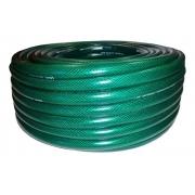 Mangueira Siliconada Premium Construção Civil Verde 3/4